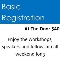 2021 Basic Registration – at the door